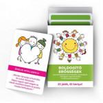 Boldogító erősségek kártyajáték