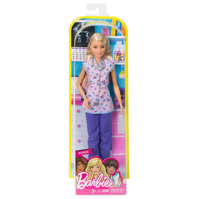 bee82d49aee8 Barbie - Nővér karrier baba - Játék Sarok
