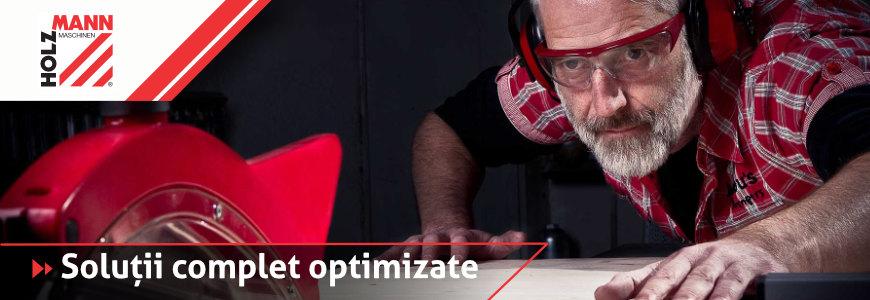 Holzmann Utilaje România - Soluții complet optimizate