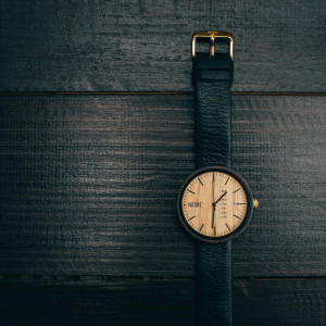 Ceas din lemn Gentle