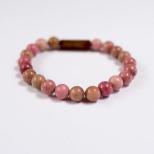 Bratara Selected Pink Rhodonite