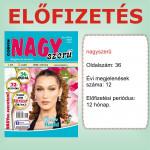 Előfizetés - NAGYszerű - 12 hónap - Romániába