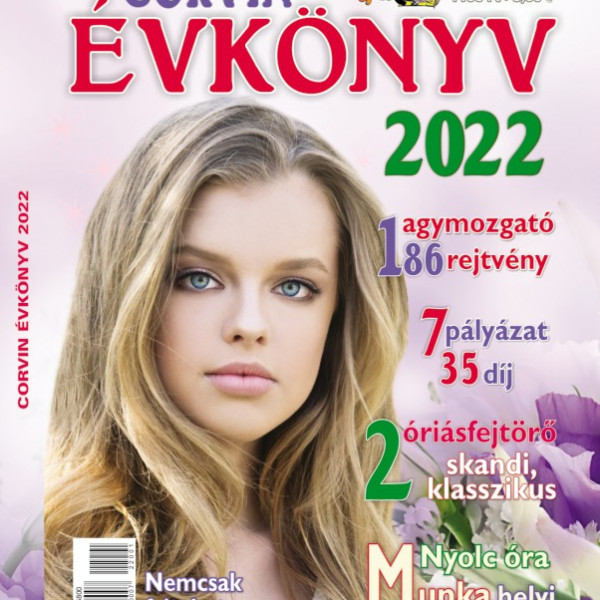 Corvin évkönyv – 2022