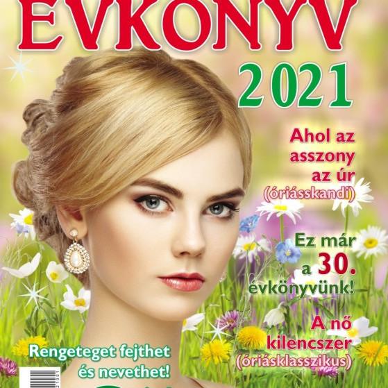 Corvin évkönyv – 2021