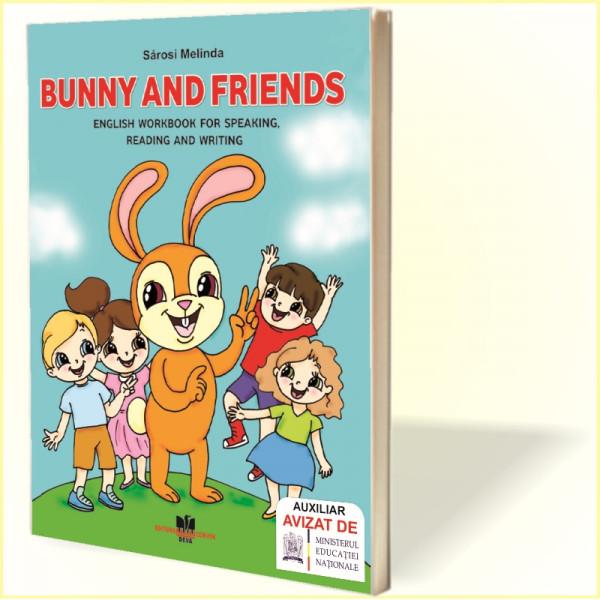 Sárosi Melinda: Bunny and Friends