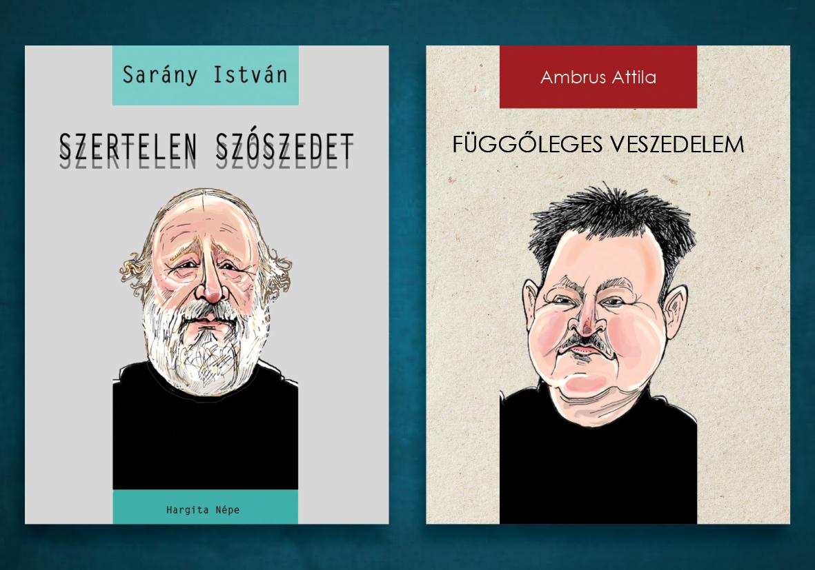 Sarány István: Szertelen szószedet - Ambrus Attila: Függőleges veszedelem