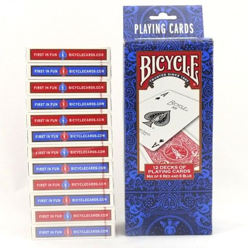 Bicycle Standard - 12 Decks - Bicycle Cards Egypt