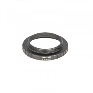 """Inel reducator 2"""" int. - T2 ext. - lungime optica 1.5mm"""