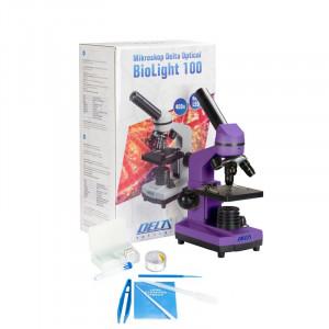 Microscop biologic BioLight 100 Amethyst (40-400x)