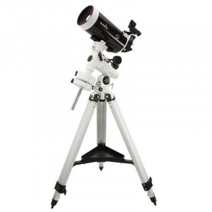 Telescop Skywatcher Maksutov-Cassegrain 127/1500 NEQ3 + filtru neutru si Barlow 2x (resigilat)