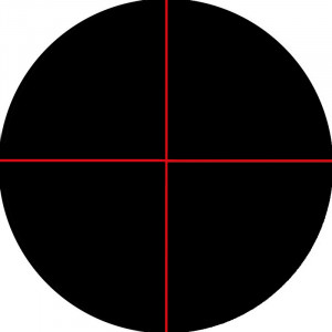 Ocular cu reticul iluminat Sky-Watcher 23mm