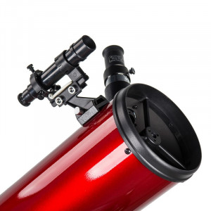 Telescop Newton SkyWatcher 130/650 AZ GoTo Star Discovery + filtru neutru si Barlow 2x (resigilat)