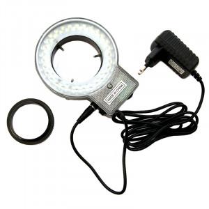 Inel iluminator LED 48 pentru microscoape stereo