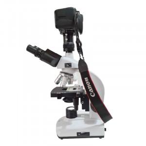 Adaptor foto DSLR pentru microscop biologic set 1 FF