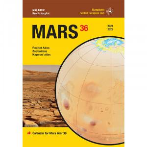 Harta Atlas Marte