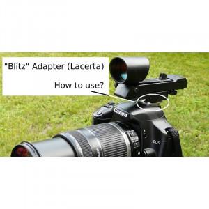 """Adaptor """"BLITZ"""" Lacerta"""