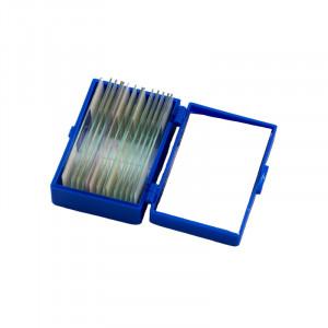 Preparate pentru microscop (cromozomi, 14buc)