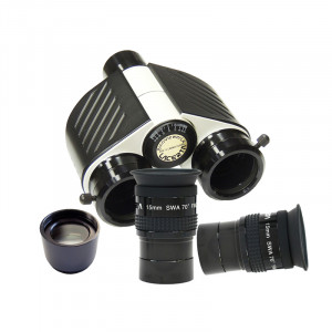 Set Binoviewer Lacerta 31,7mm