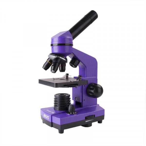 Microscop biologic pentru copii BioLight 100 Amethyst (40-400x)