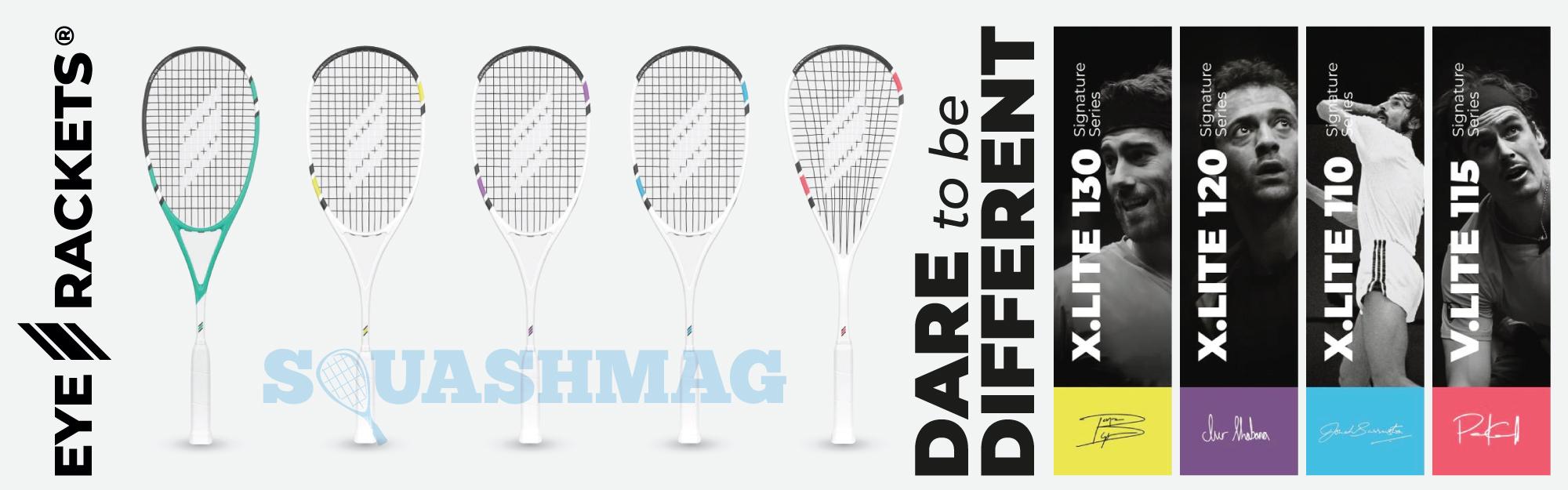 Squashmag - Magazin online de echipamente Squash