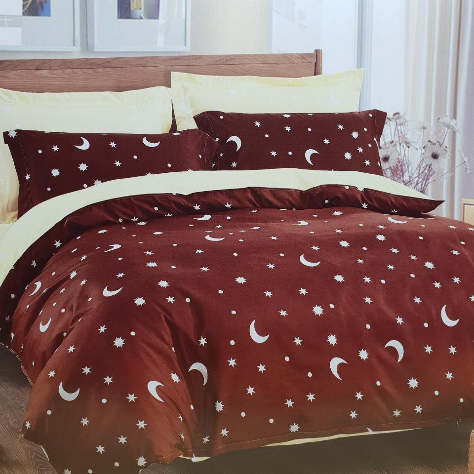 Lenjerii de pat cu luna