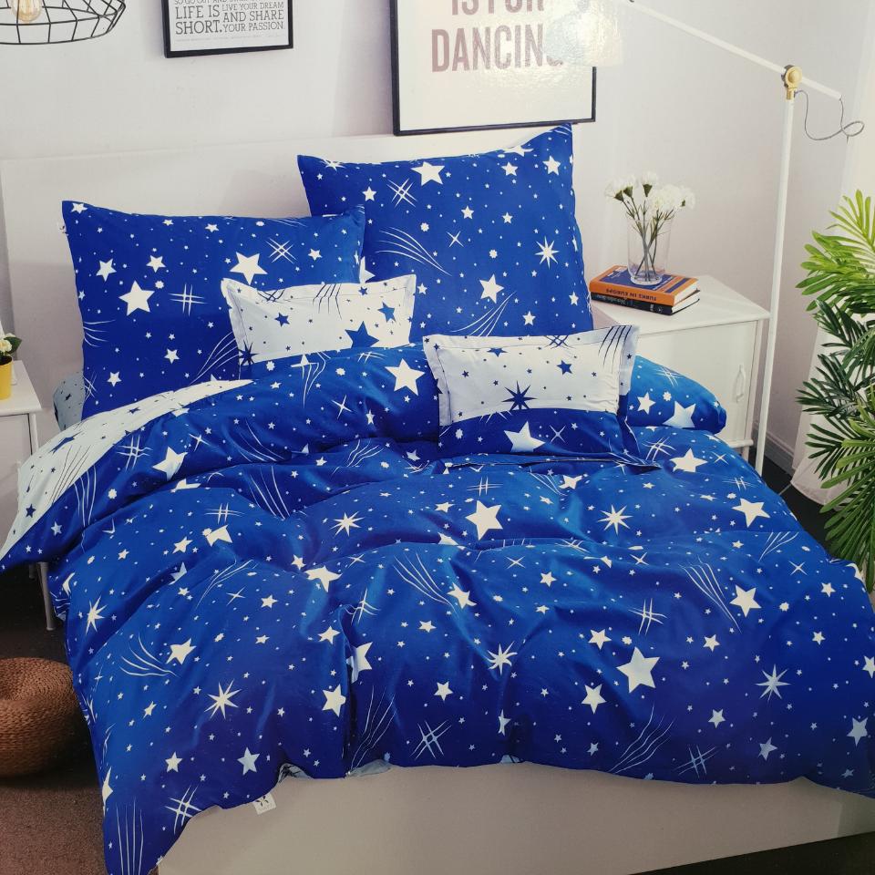 Lenjerii de pat cu stele